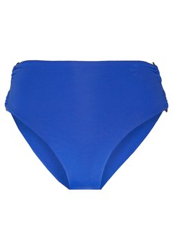 Seafolly - ACTIVERING SIDE HI RISE - Bikini-Hose - cobalt
