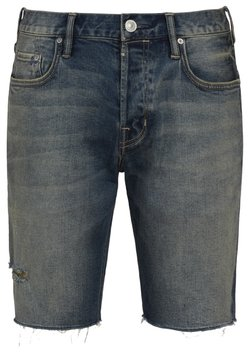 AllSaints - Jeansshort - blue