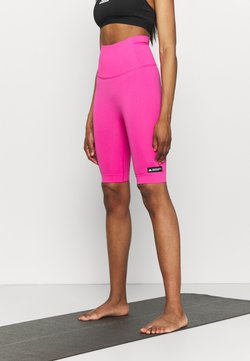 adidas Performance - SCULPT - Tights - screaming pink