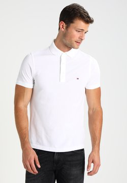 Tommy Hilfiger - SLIM FIT - Poloshirt - white