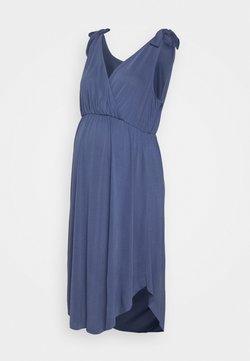 MAMALICIOUS - MLSKYLAR TESS  DRESS - Trikoomekko - blue indigo