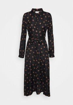Kaffe - OLINE DRESS - Blusenkleid - black