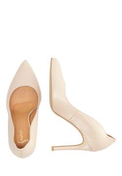 faina - High Heel Sandalette - nude