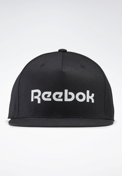 Reebok - ACTIVE CORE LINEAR LOGO CAP - Gorra - black