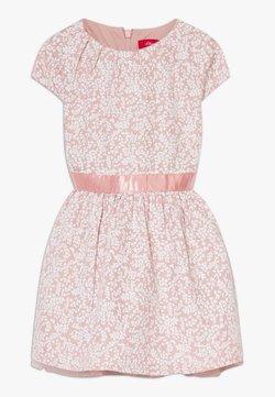 s.Oliver - KURZ - Cocktailkleid/festliches Kleid - dusty pink
