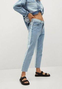 Mango - CINDY - Straight leg jeans - middenblauw