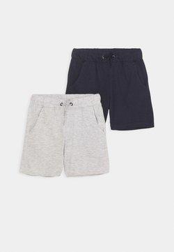 Blue Seven - SMALL BOYS 2 PACK - Shorts - dark blue/grey