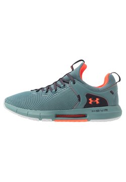 Under Armour - HOVR RISE  - Trainings-/Fitnessschuh - lichen blue