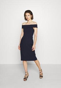IVY & OAK - CARMEN DRESS - Etuikleid - navy blue