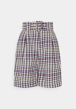 Hofmann Copenhagen - CARA - Shorts - violet
