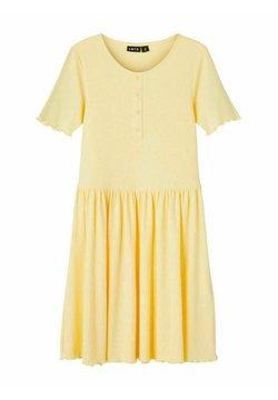 LMTD - Freizeitkleid - mellow yellow