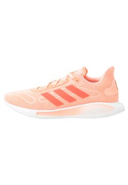 adidas Performance - GALAXAR RUN - Zapatillas de running neutras - pink tint/metallic silver/signal pink