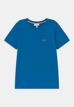 Lacoste - TURTLE NECK - T-Shirt basic - ultramarine