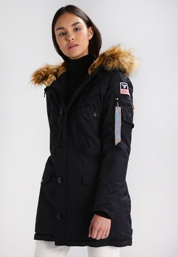 Alpha Industries - Wintermantel - black