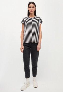 ARMEDANGELS - JAARIN  - T-Shirt print - black