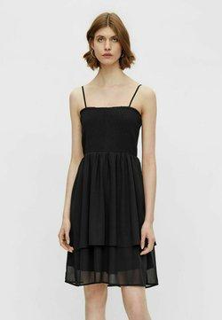 Pieces - Korte jurk - black 1