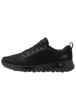 Skechers Performance - GO WALK JOY PARADISE - Zapatillas para caminar - black/white