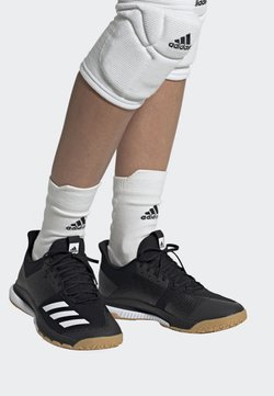 adidas Performance - CRAZYFLIGHT BOUNCE 3 SHOES - Volleyballschuh - black