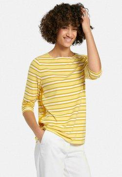 PETER HAHN - Bluse - gelb/multicolor