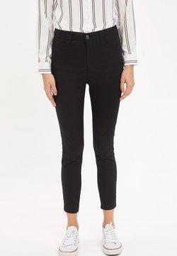 DeFacto - ANNA - Pantalon classique - black