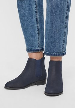Bianco - CLASSIC CHELSEA - Ankelboots - navy blue