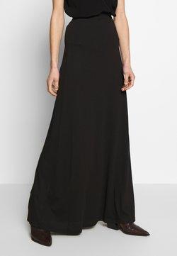 Anna Field - BASIC - Maxi skirt - Gonna lunga -  black