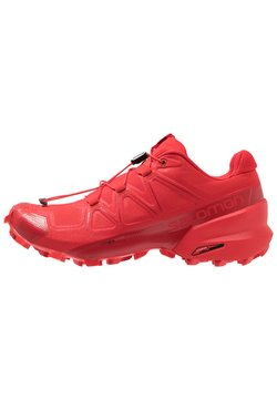 Salomon - SPEEDCROSS 5 - Zapatillas de trail running - high risk red/barbados cherry