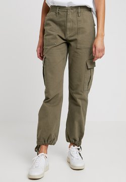 BDG Urban Outfitters - AUTHENTIC CARGO PANT - Cargo trousers - khaki