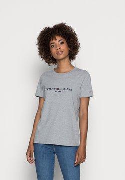 Tommy Hilfiger - T-Shirt print - light grey