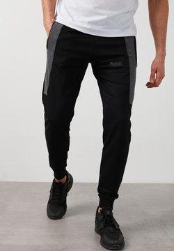 Buratti - Jogginghose - black