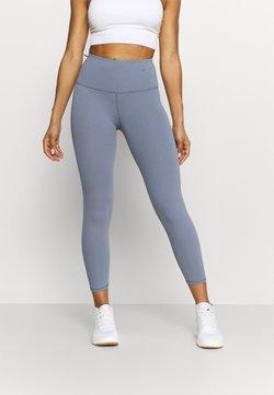 Cotton On Body - ACTIVE HIGHWAIST CORE 7/8 - Tights - blue jay