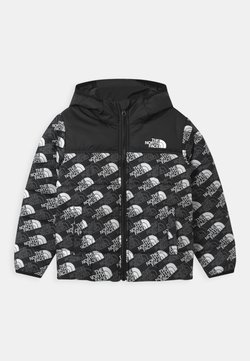 The North Face - REVERSIBLE PERRITO UNISEX - Talvitakki - white/black