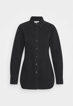 Second Female - ANNE - Button-down blouse - black