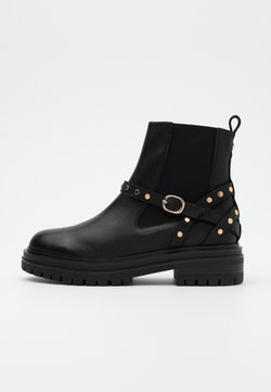 Shoe The Bear - FRANKA CAGE - Cowboy-/Bikerstiefelette - black