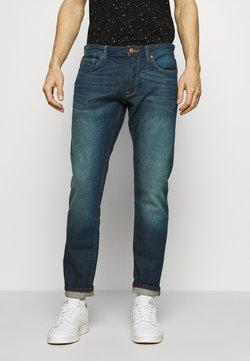 s.Oliver - HOSE LANG - Straight leg jeans - stone blue denim