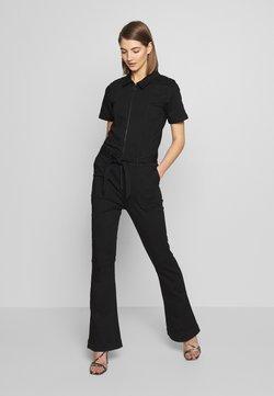 Ivy Copenhagen - CHARLOTTE FLARE TRACKSUIT COOL - Combinaison - black