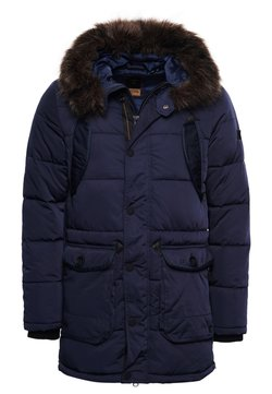 Superdry - CHINOOK - Parka - navy