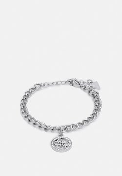Guess - MY FEELINGS - Armband - silver-coloured