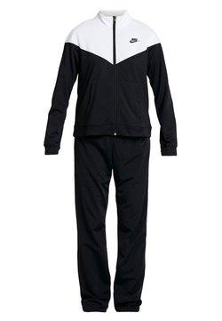 Nike Sportswear - TRACK SUIT SET - Træningssæt - black/white