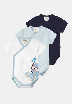 Jacky Baby - OCEAN CHILD  - Body - white/dark blue
