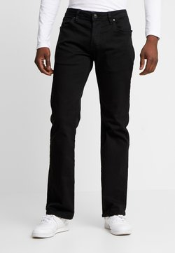 LTB - RODEN - Jeans bootcut - black to black wash