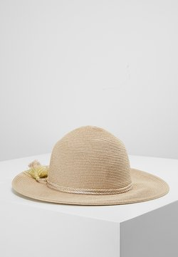 Seafolly - SHADY LADY COLLAPSIBLE FEDORA - Hoed - gold