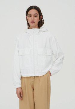 PULL&BEAR - Giacca leggera - off-white