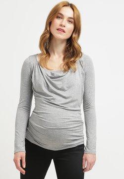 Pomkin - PRISCA - Långärmad tröja - grau