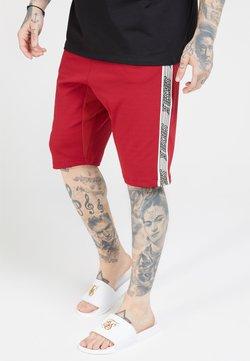 SIKSILK - ZONAL RUNNER - Shorts - jester red