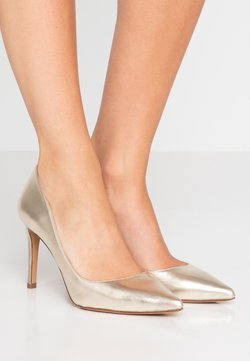Pura Lopez - High Heel Pumps - platin