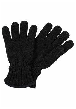 camel active - Fingerhandschuh - black