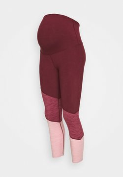 Cotton On Body - MATERNITY SO SOFT - Collants - mulberry marle splice