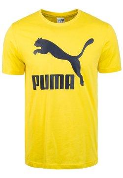 Puma - Funktionsshirt - yellow