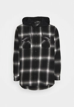 Cars Jeans - CHANDON PLUS - Hemd - black